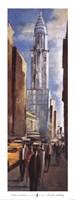 Chrysler Building - street view Fine-Art Print