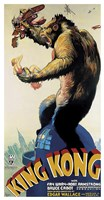 King Kong, c.1933 Fine-Art Print
