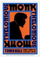 Thelonious Monk, 1959 Fine-Art Print