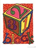 Block Fine-Art Print
