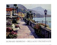 Bellagio Promenade Fine-Art Print