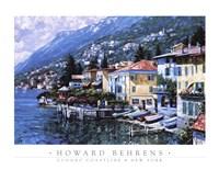 Lugano Coastline Fine-Art Print