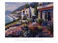 Pacific Patio Fine-Art Print