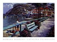 Catalina Promenade Fine-Art Print