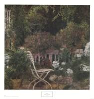 Du Milieu des Fleurs Fine-Art Print