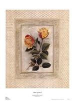 Yellow Tea Rose II Fine-Art Print