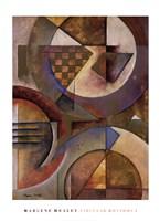 Circular Rhythms I Fine-Art Print