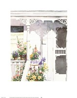 Victorian Porch Fine-Art Print