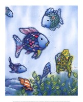 Rainbow Fish VI Fine-Art Print