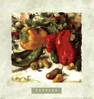 Peppers Fine-Art Print