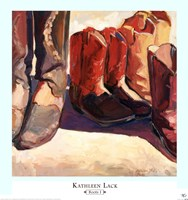 Boots I Fine-Art Print