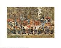 Central Park, 1901 Fine-Art Print