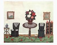 Victorian Interior Fine-Art Print