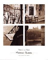 Paris A La Seine. Fine-Art Print