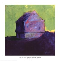 The Haunting Magic of an American Barn I Fine-Art Print
