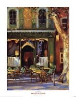 Paulette's Cafe Fine-Art Print