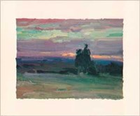 Sunset II Fine-Art Print