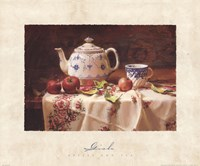Apples and Tea Fine-Art Print