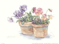 Two Pots Fine-Art Print