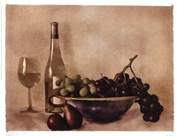 Fruit And Wine I Fine-Art Print