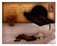 New York Hat Fine-Art Print