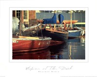 Spree at the Dock Fine-Art Print