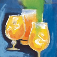 Frosty Orange Cocktails Fine-Art Print