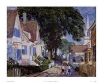 A Street In Provincetown Fine-Art Print