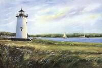 Lighthouse Scene Fine-Art Print