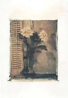 Polaroid Vases Flower Fine-Art Print