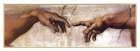 Creation (Hands) Fine-Art Print