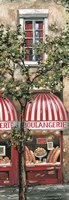Red Striped Awning Fine-Art Print