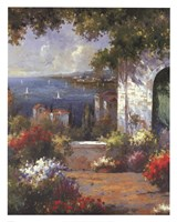 View Through The Arch Fine-Art Print