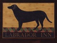 Labrador Inn Fine-Art Print