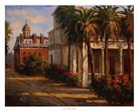 Casa De Palmera Fine-Art Print