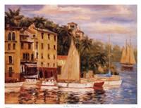 San Miguel Harbor Fine-Art Print