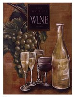 World Of Wine II Fine-Art Print