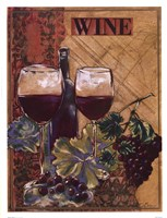 World Of Wine I Fine-Art Print