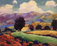 Shady Groves Fine-Art Print