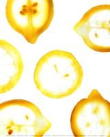 Lemon Yellow Fine-Art Print