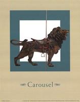 Carousel III Fine-Art Print