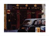 Bear Staff Fine-Art Print