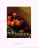 Still Life with Oranges Fine-Art Print