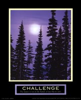 Challenge-Moonrise Fine-Art Print