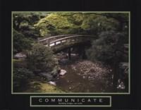 Communicate - Bridge Fine-Art Print