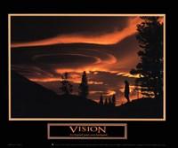 Vision-Gold Sky Fine-Art Print