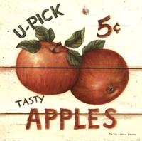 U-Pick Apples Fine-Art Print