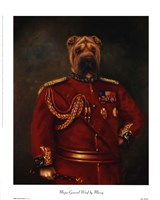 Major-General Woof Fine-Art Print