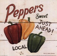 Sweet Peppers Fine-Art Print