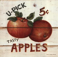 U-Pick Apples Fine-Art Print